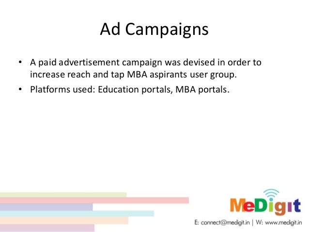 Mba marketing case study solutions