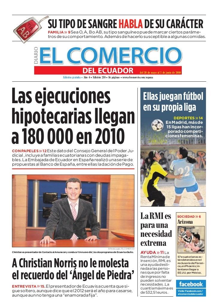www.elcomercio.com/espana                                                                Semana del viernes 28 al jueves 3...