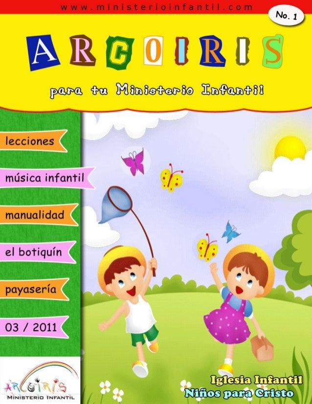 REVISTA RCOIRIS Edicion001