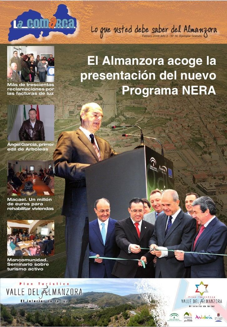 1                                       Febrero 2009 Año 2 - Nº 16 Ejemplar Gratuito                              El Alman...