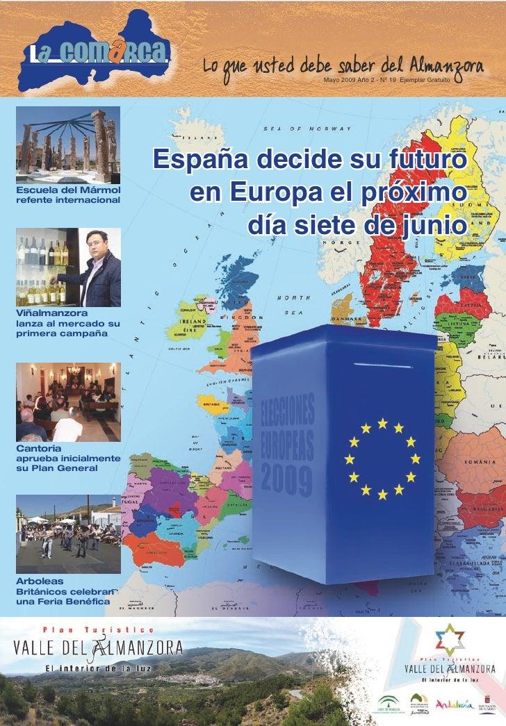 1                                          Mayo 2009 Año 2 - Nº 19 Ejemplar Gratuito                             España de...