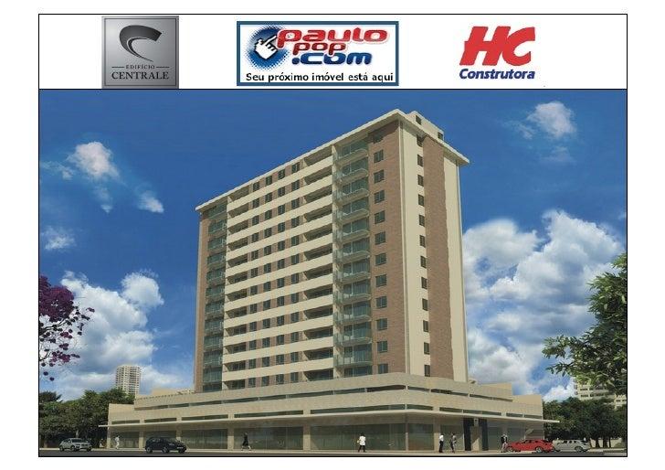 Edifício Centrale Águas Claras/DF - www.paulopop.com