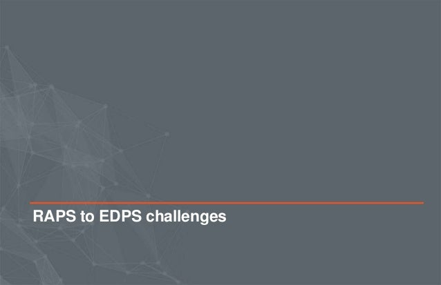 Edifecs- How to ensure RAPS and EDPS submissions equal revenue success