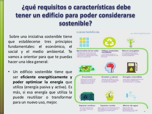 sobre una iniciativa sostenible