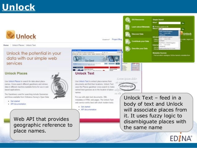 Unlock                            Unlock Text – feed in a                            body of text and Unlock              ...