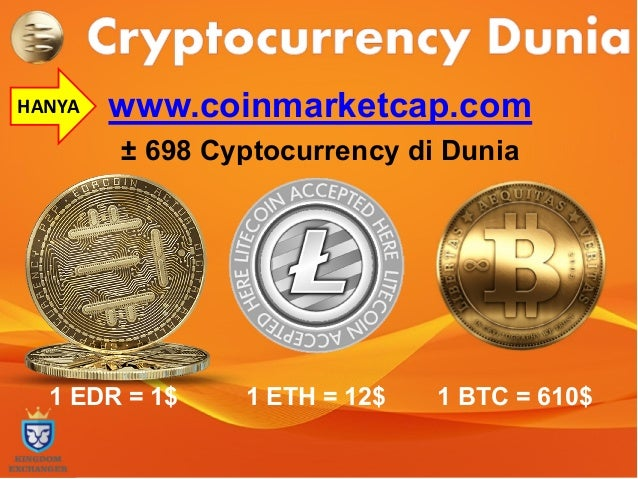 Mengenal Investasi Cryptocurrency | Dailysocial