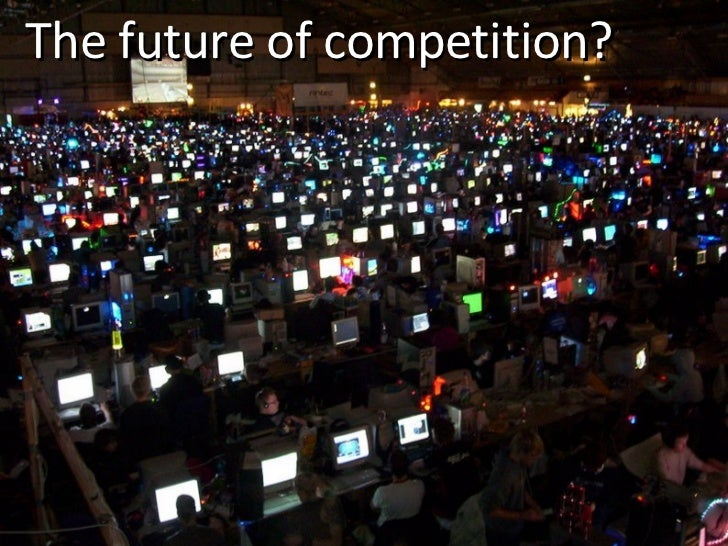 The future of competition?