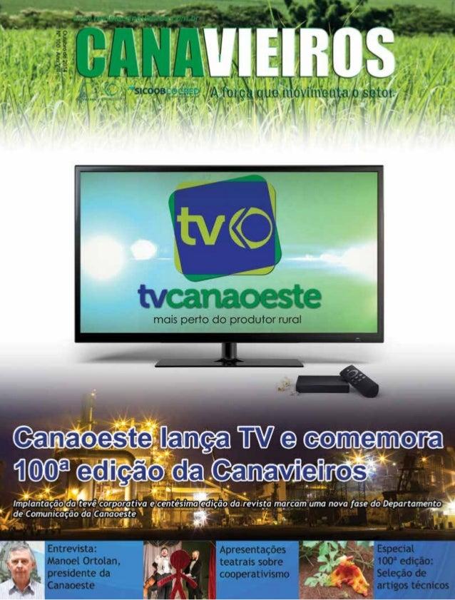 Revista Canavieiros - Outubro de 2014 1