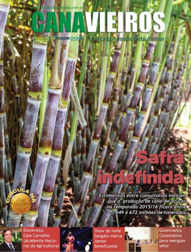 Revista Canavieiros - Abril de 2015 1