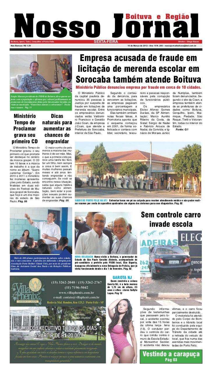 Nosso Jornal                                                                                                              ...