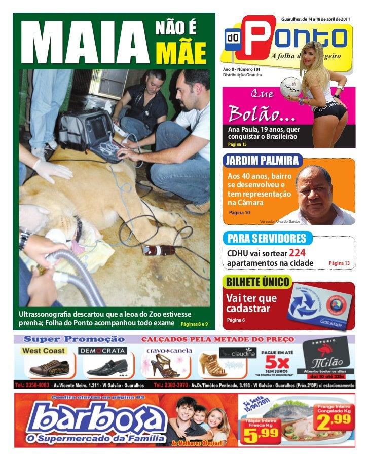Jornal Folha do Ponto