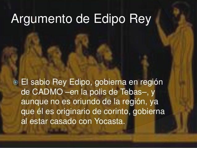ARGUMENTO DE EDIPO REY EBOOK