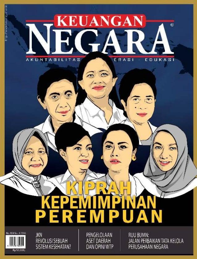 Kiprah Kepemimpinan Perempuan