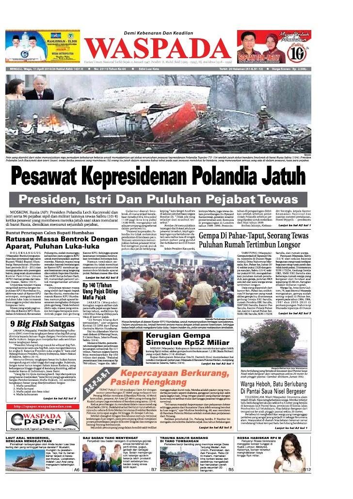 Edisi 11  April  Aceh