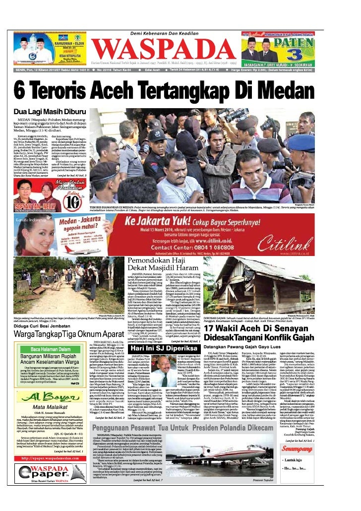 Edisi 12 april aceh