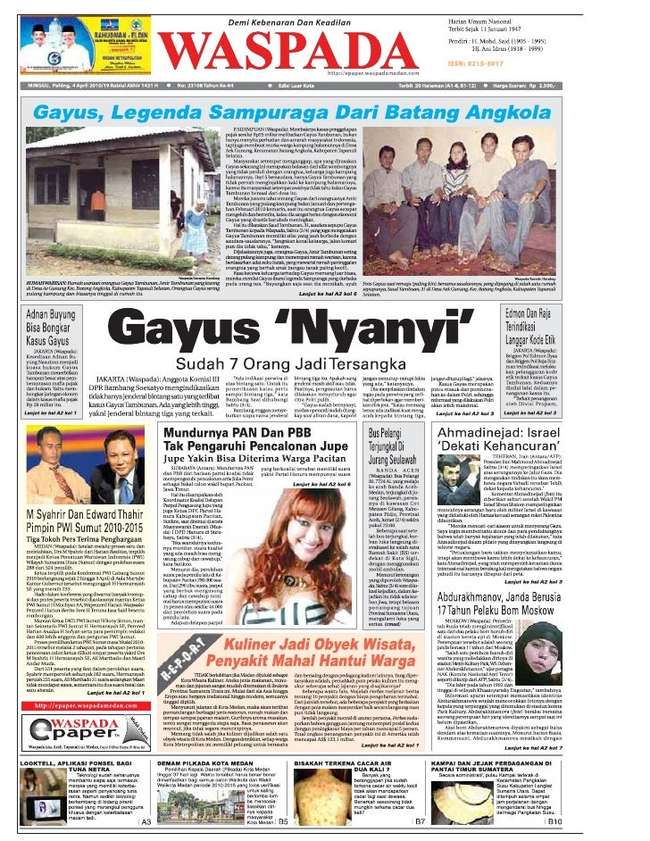 Edisi 4 April Nusantara