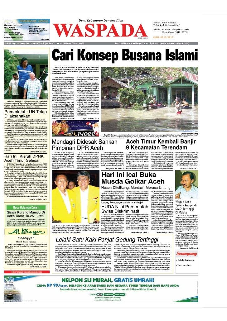 Edisi 4 Des Aceh
