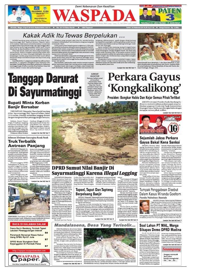 Edisi 6 April Nusantara