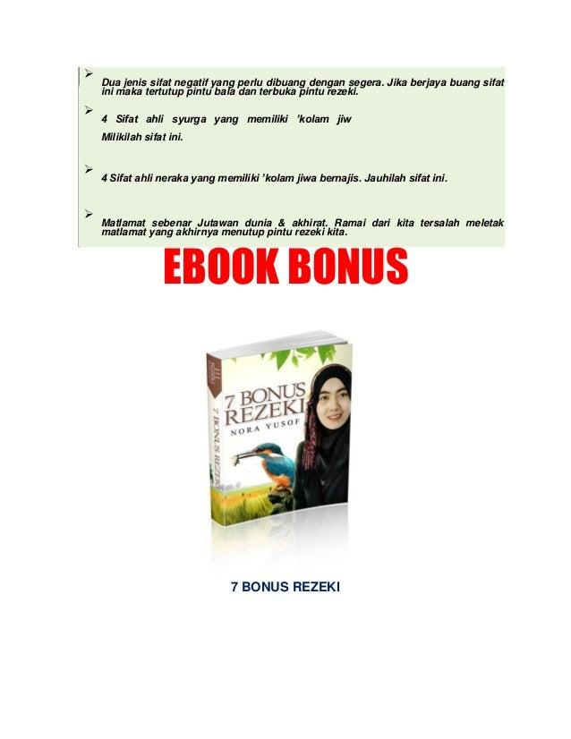 Ebook Akhirat Tidak Kekal