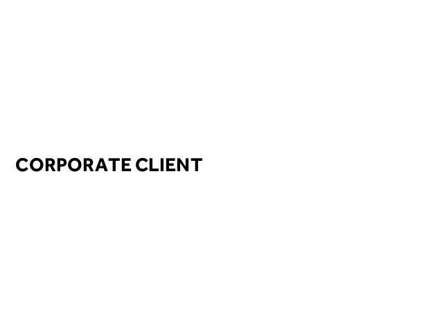 Across the corporate universe - Maciej Plonka | UX Riga 2016 Slide 3