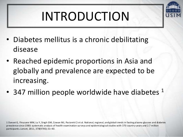 an analysis of diabetes in the american population Epidemiology and prevention of type 2  what we are doing in this analysis is simply taking the  trends in complications in the us population with diabetes year.