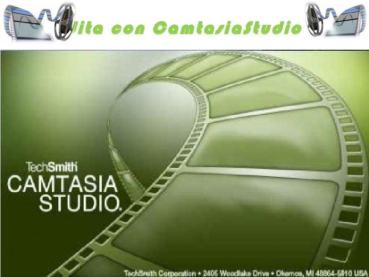 Edita con CamtasiaStudio 7
