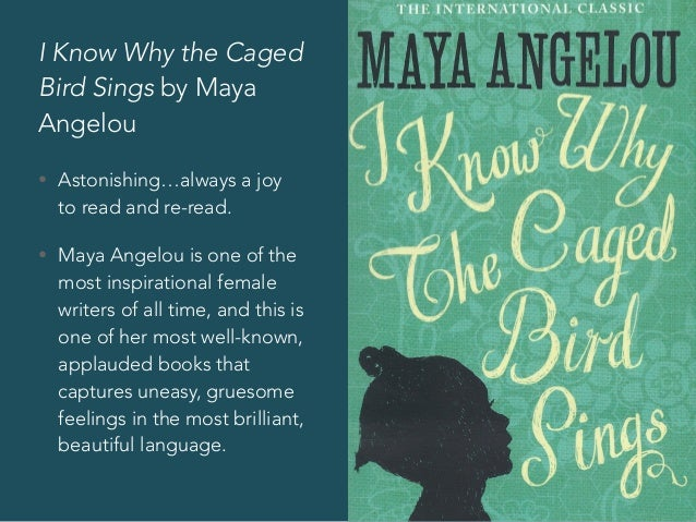 the element of language in i know why the caged bird sings by maya angelou The title of the book is i know why the caged bird sings maya also had other 5 autobiographies that recalled her early childhood and early adult experiences maya also had other 5 autobiographies that recalled her early childhood and early adult experiences.