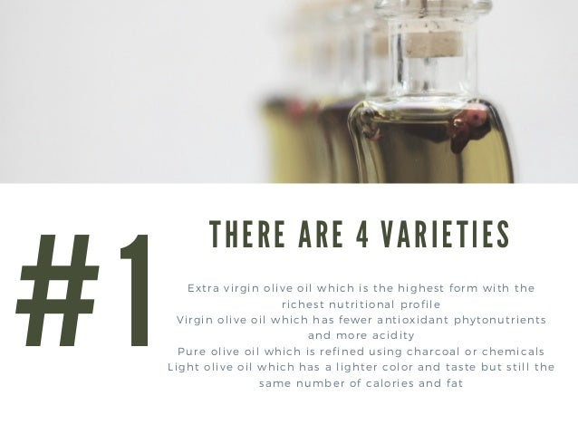 Five things you may not know about the magic of olive oil Slide 2