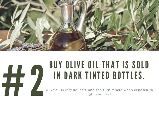 Five things you may not know about the magic of olive oil Slide 3