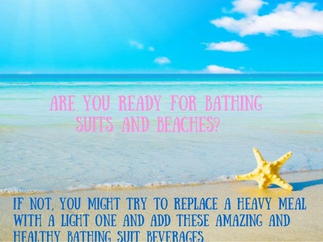 Edita Kaye's Summer Bathing Suit Beverages Slide 2