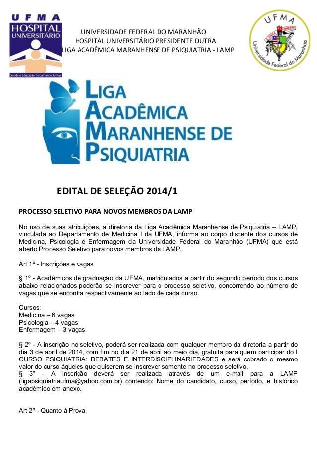 UNIVERSIDADE  FEDERAL  DO  MARANHÃO  ...