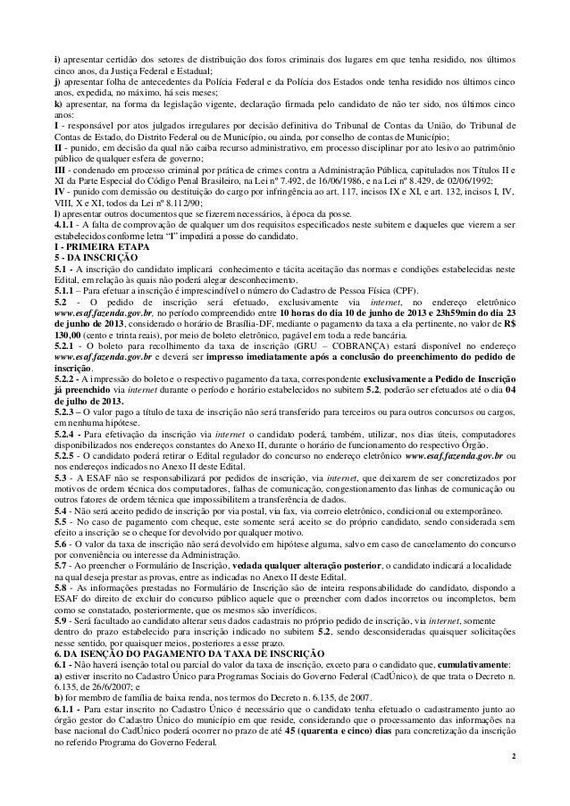 Edital Ministério do Planejamento-EPPGG Slide 2