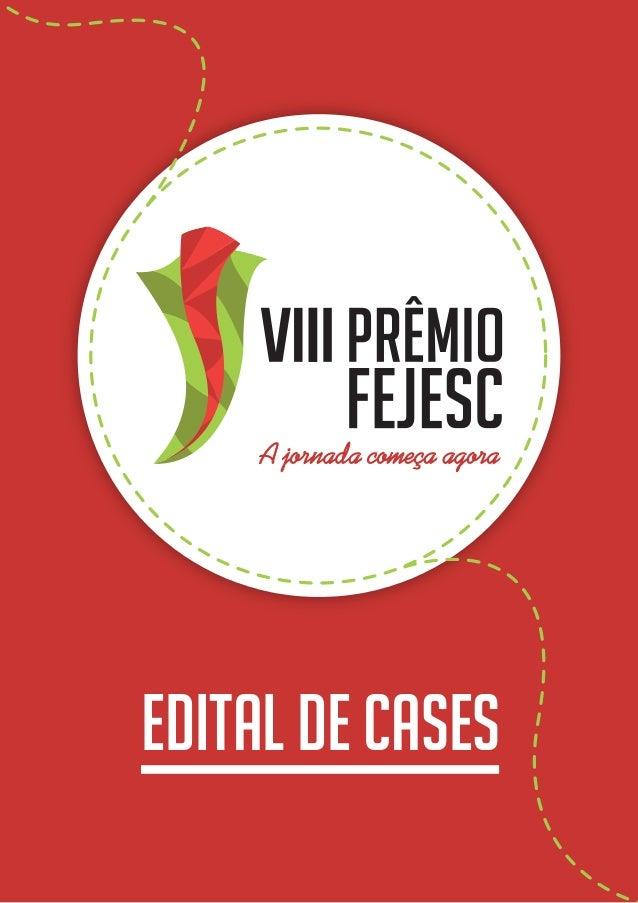 EDITAL DE CASES