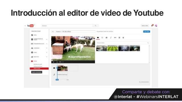 5 Pasos Para Editar Y Mejorar Mis Videos En Youtube