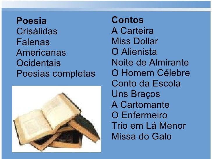 Biografias Monteiro Lobato e Machado De Assis - Projeto