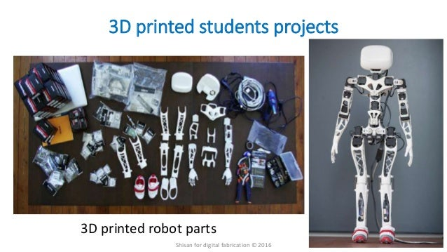 3d printing services for education