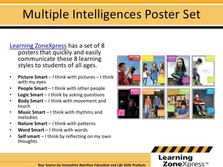 multiple intelligences for deaf students 3 which are particularly ideal for the deaf students' ways of knowing interpersonal intelligence may come into play in the process of sharing activities based on cultural.