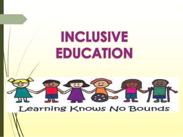 benefits and disadvantages of inclusive education Does inclusion benefit children without disabilities  reports and white papers have been written on the benefits  effective models of inclusive education.