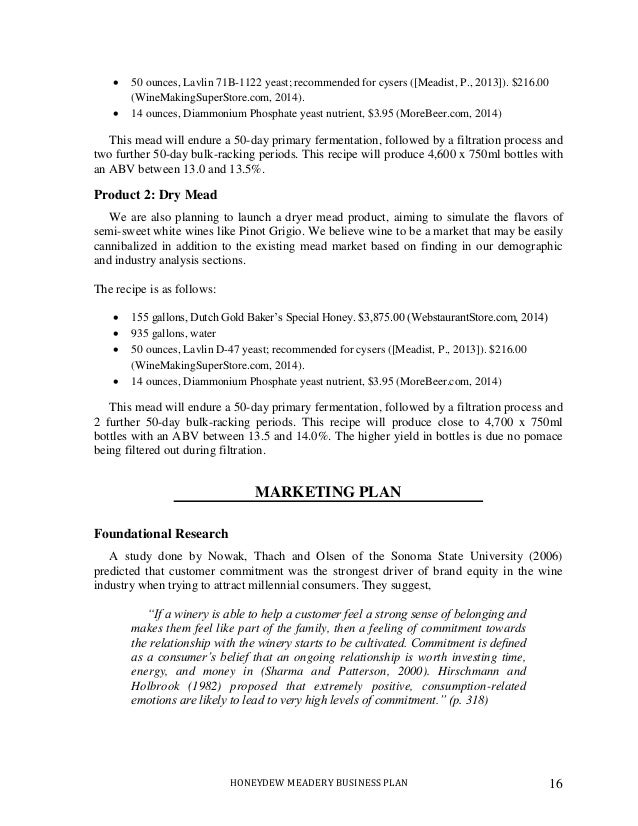 Fine Winery Business Plan Template Contemporary Resume Ideas - Winery business plan template