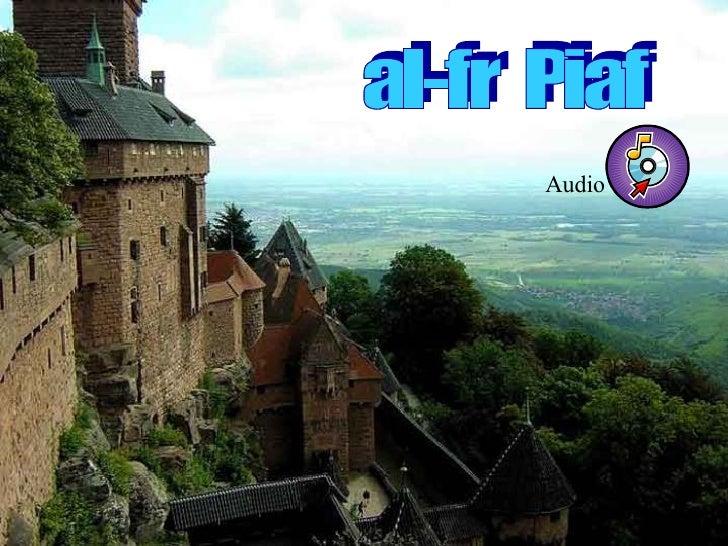 al-fr  Piaf Audio