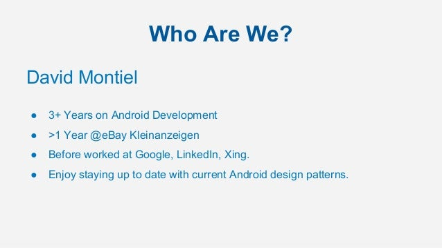 Getting Started With Material Design Slide 2