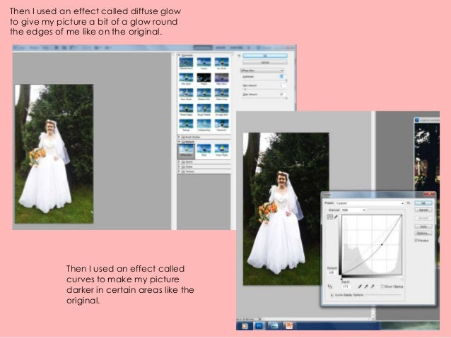 Wedding Picture Editing Process  Slide 2