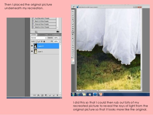 Wedding Picture Editing Process  Slide 3