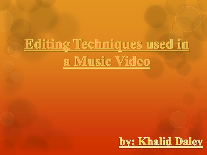 Video editing is both an Artistic and Technical process in which acollection of video material (footage) is compiled and a...