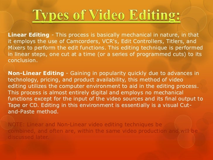 movie editing techniques Buy technique of film editing, reissue of 2nd edition 2 by karel reisz, gavin  millar (isbn: 9780240521855) from amazon's book store everyday low prices.