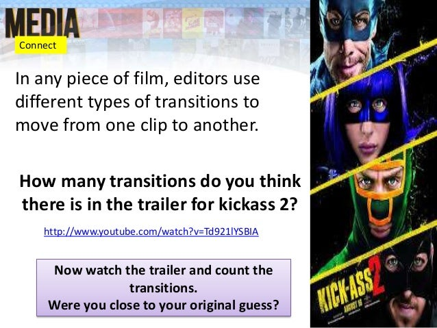 In any piece of film, editors use different types of transitions to move from one clip to another. How many transitions do...