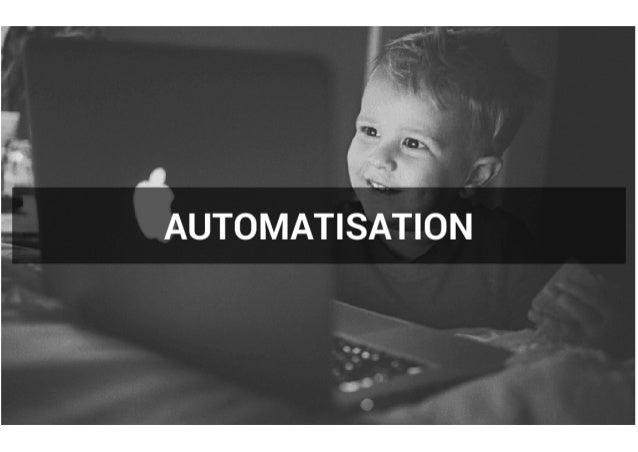 Zapier, IFTTT : Qu'est ce que l'automation / l'automatisation ?
