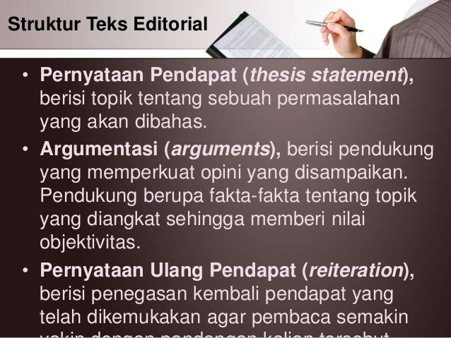 Contoh Teks Persuasif Beserta Struktur Dan Kaidah ...
