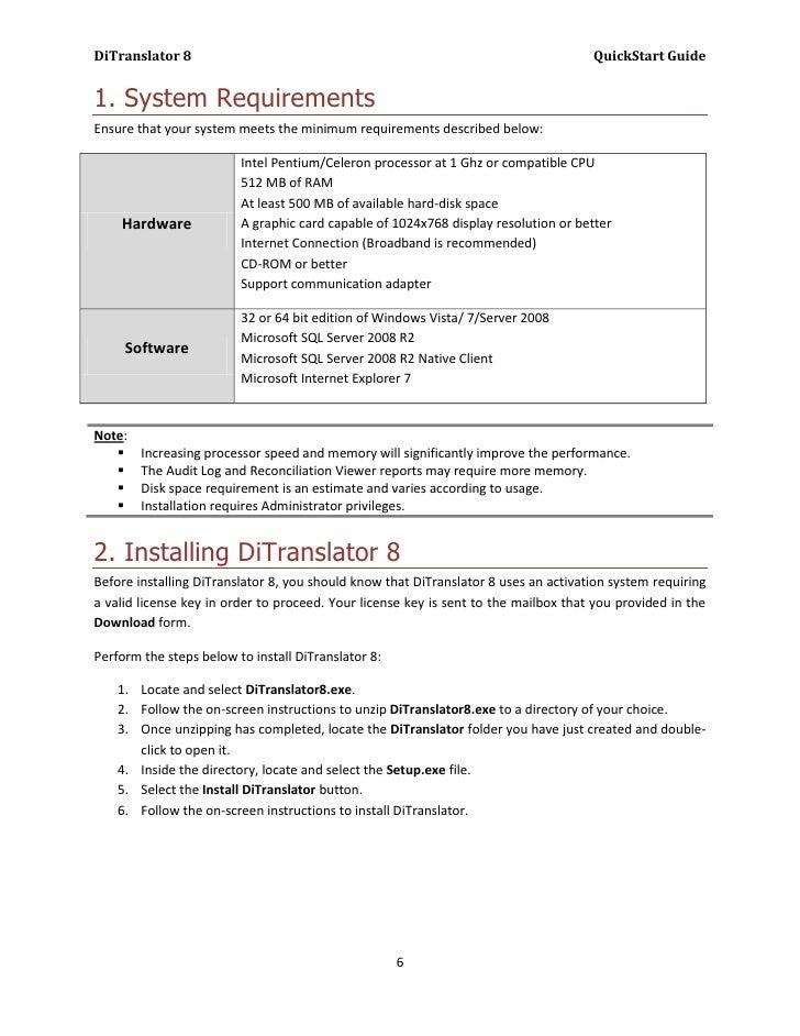 EDI Translation Quickstart Guide