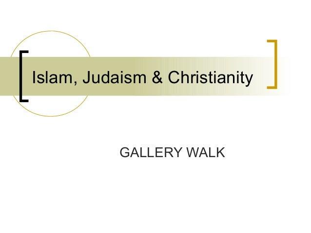 Christianity Islam Judaism Venn Diagram Selol Ink